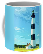 Lighthouse Bodie Island Coffee Mug