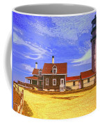 Lighthouse Cape Cod Coffee Mug