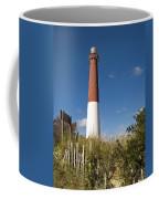 Lighthouse From Dunes Coffee Mug