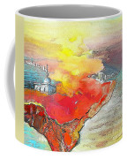 Lighthouse In Albir On The Costa Blanca Coffee Mug