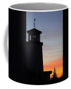 Lighthouse In The Sunset 2 Coffee Mug