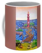 Lighthouse Island Coffee Mug