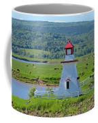 Lighthouse Landscape Three Coffee Mug