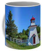 Lighthouse Landscape Two Coffee Mug