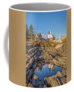 Lighthouse Reflection Coffee Mug
