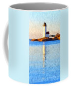 Lighthouse Reflection Coffee Mug