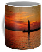 Lighthouse Silhouette  Coffee Mug