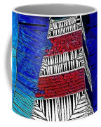 Lighthouse Stained Glass  Coffee Mug