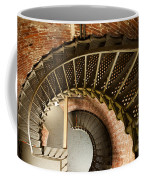 Lighthouse Stairs Cape Blanco Oregon 2 Coffee Mug