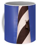Lighthouse Stripes Coffee Mug