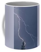 Lighting Strike In Heaven Ways Coffee Mug