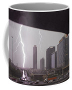 Lighting Up Atlantic Station Coffee Mug