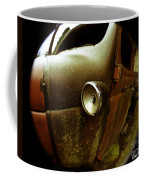 Lightly Rusted Coffee Mug