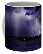 Lightning Bolt Energy Color Coffee Mug