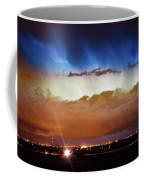 Lightning Cloud Burst Boulder County Colorado Im34 Coffee Mug