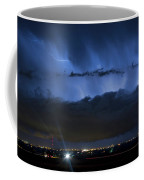 Lightning Cloud Burst Coffee Mug