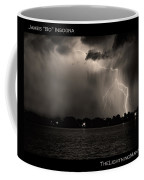 Lightning Energy Poster Print Coffee Mug