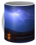 Lightning From Heaven Coffee Mug