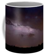 Lightning In The Sky Coffee Mug