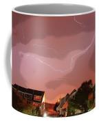 Lightning Strike Coffee Mug