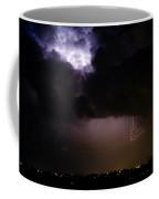 Lightning Thunderstorm Cell 08-15-10 Coffee Mug