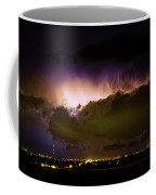 Lightning Thunderstorm Cloud Burst Coffee Mug by James BO  Insogna