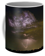 Lightning Thunderstorm With A Hook Coffee Mug