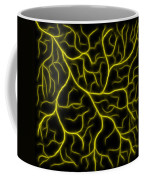 Lightning - Yellow Coffee Mug
