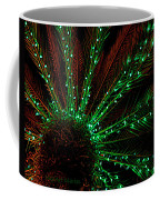 Lights Beneath The Fronds Coffee Mug