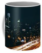 Lights Of Philadelphia Coffee Mug