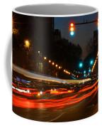 Lights Of The City Coffee Mug