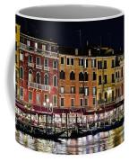Lights Of Venice Coffee Mug