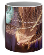 Lights That Dance Together Coffee Mug