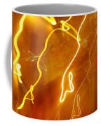 Lights That Eat Trees Coffee Mug