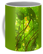 Ligularia Tussilaginea Coffee Mug