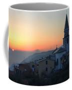 Ligurian Sunset Coffee Mug