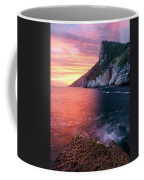Ligurian Sunset - Vertical Coffee Mug