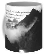Like Dew Of Hermon Coffee Mug