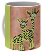Lil Giraffes Coffee Mug