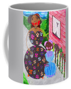 Lil Mona And Aunt Spike Coffee Mug