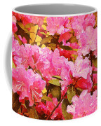 Lilac Candy Coffee Mug
