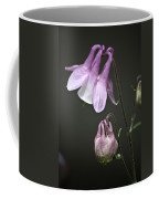 Lilac Columbine 3 Coffee Mug