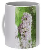 Lilac Dreams - Digital Watercolor Coffee Mug