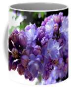 Lilac Flower Coffee Mug