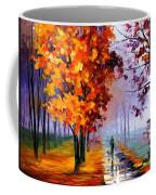 Lilac Fog Coffee Mug