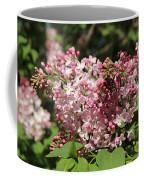 Lilac Pink Coffee Mug