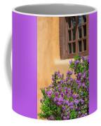 Lilacs And Adobe Coffee Mug