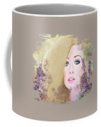 Lilacs And Lavender Coffee Mug