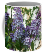 Lilacs In Spring Coffee Mug