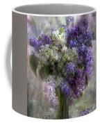 Lilacs Of Love Coffee Mug